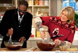 Martha & Snoop